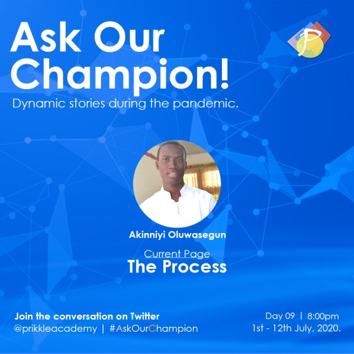 AskOurChampion - Akinniy_Oluwasegun - Prikkle_Academy