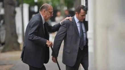 Chirac etait malade