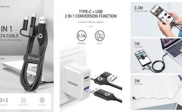 cable multi usb, cable usb multi connecteur, cable usb multi embout, cable multi usb