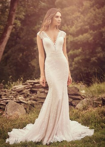 designer wedding dress bridal gown prima donna bridal norwich Lillian west
