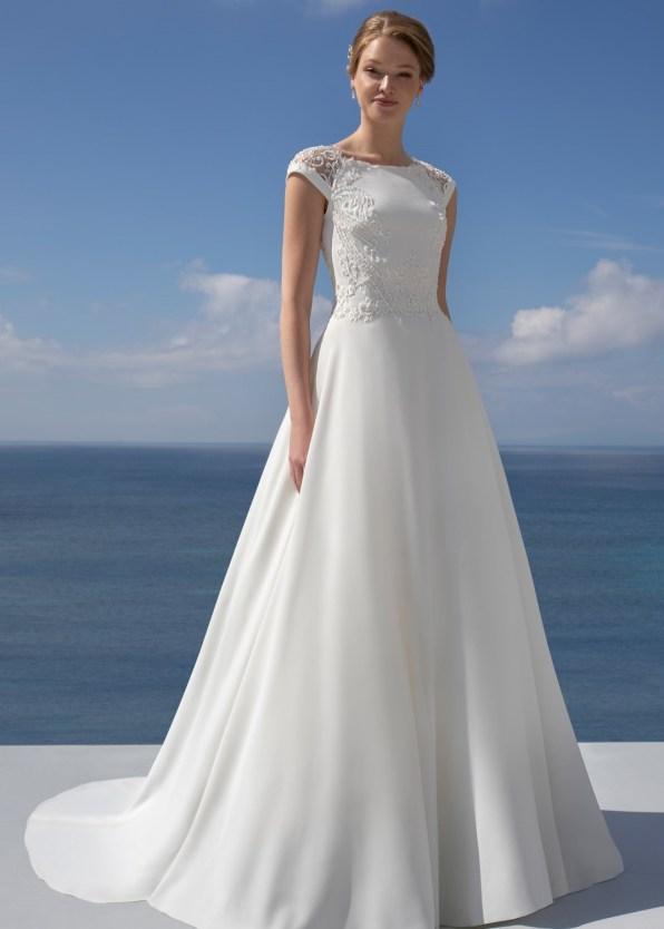 designer wedding dress bridal gown prima donna bridal norwich Donna Salado