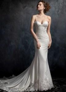 designer wedding dress bridal gown prima donna bridal norwich Kenneth winston
