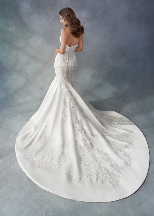 kenneth winston 1786 Kinsley wedding dress prima donna bridal