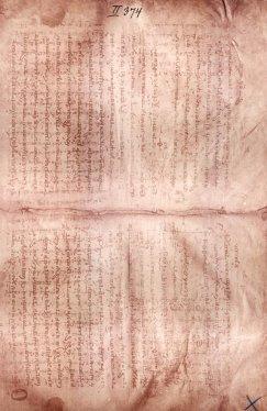 Palimsepto de Arquímedes III