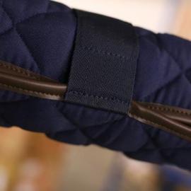 Kentucky Horsewear Head Protector Navy