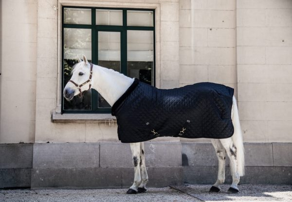 Kentucky Horsewear Limited Edition Black Black Show Rug
