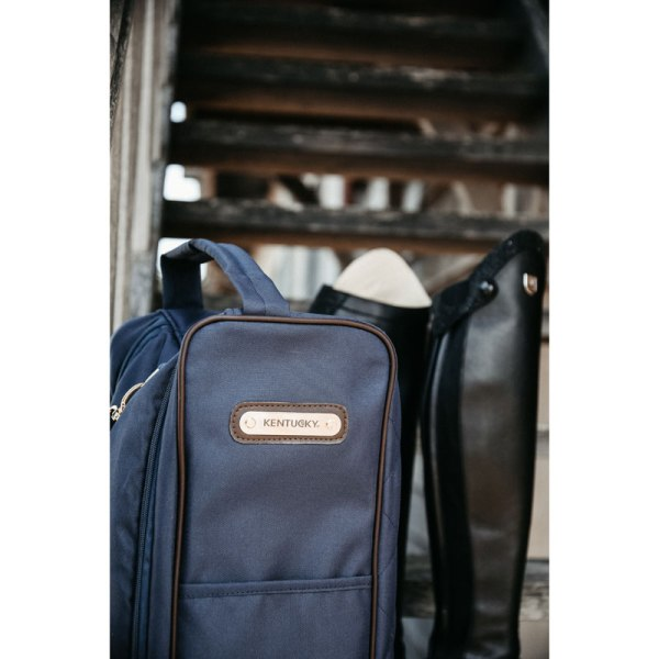 Kentcuky Horsewear Boot Bag Navy