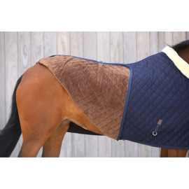 Kentucky Horsewear Navy Show Rug