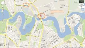 Harta ridicare pachete Prima Evadare hotel caro bucuresti program prima evadare