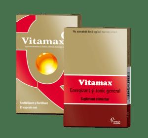 Vitamax - tombola Prima Evadare