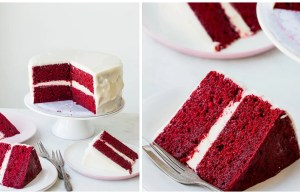 Recept na lahodný dort Red Velvet