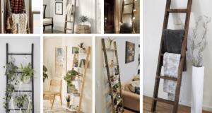 Využití žebříku v domácnosti
