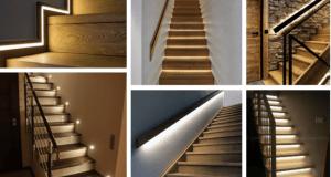 Prima Inspirace jak osvětlit vaše schodiště - Prima inspirace