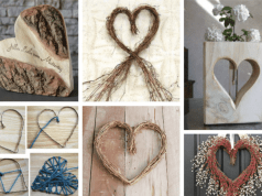 Inspirace na Valentýna - Udělejte radost své drahé polovičce tímto srdcem!