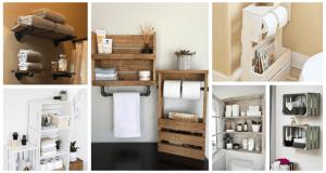 Inspirace na levný nábytek do koupelny
