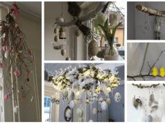 Inspirace na krásné závěsné dekorace, které nezabírají žádné místo