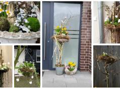 Nápady na jarní dekorace, které zkrášlí každou terasu, zahradu i balkón: Inspirujte se