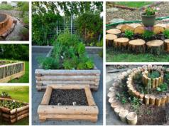 Inspirace na dřevěné vyvýšené záhony: 25+ prima nápadů
