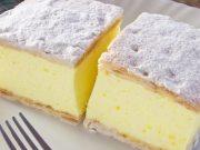 Hrnečkový recept - Výborný dezert s vanilkovým krémem!