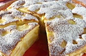Recept na výborný jablečný koláč