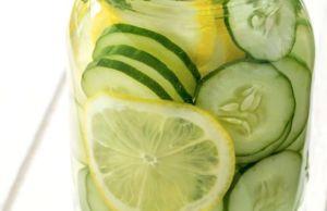 Úžasné benefity okurkové limonády: Zdravý nápoj do teplého počasí!