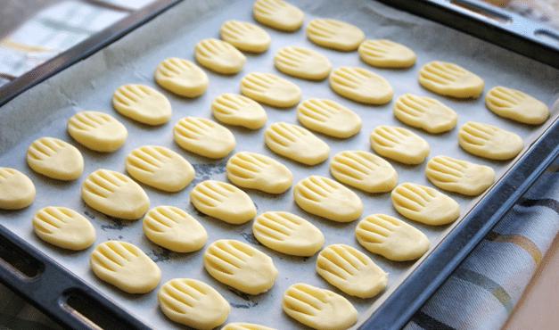 Recept na máslové sušenky s čokoládou - Prima inspirace