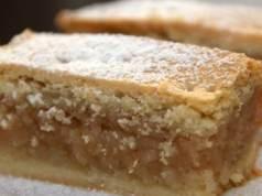 Recept na jablečný koláč s ořechy a skořicí