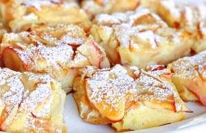 Úžasný podzimní koláč plný jablek – vyzkoušejte ho i vy