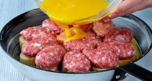 válečky z mletého masa: rychlá příprava, 30 minut v troubě a je hotovo!