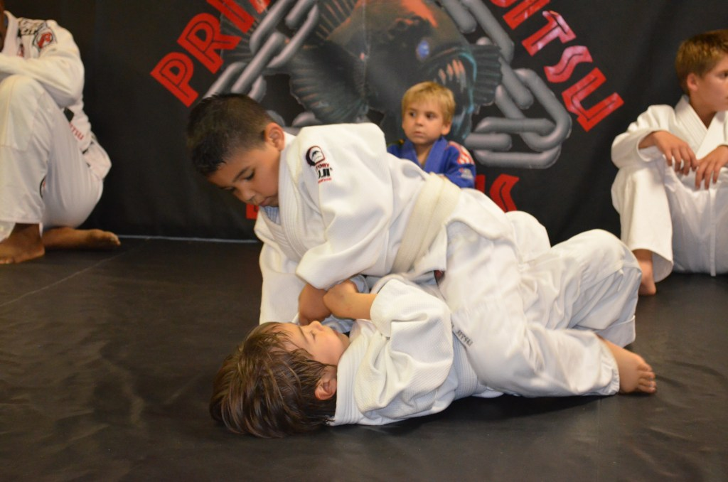 30 Days Free Kids Brazilian Jiu Jitsu
