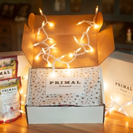 holiday gift pack granola