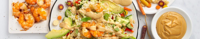 Stockholm Meal Delivery - Shrimp Salad
