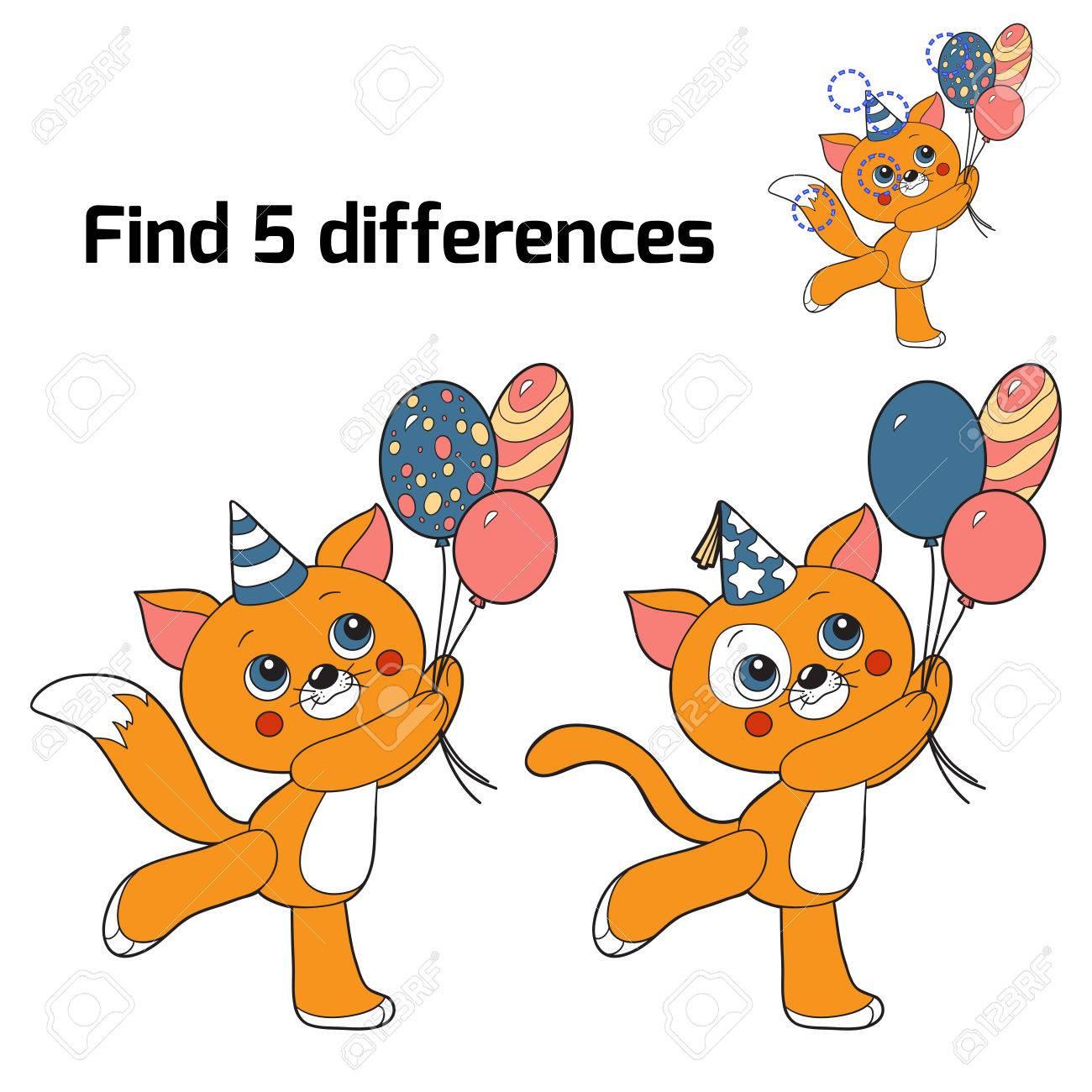 Les 5 Differences