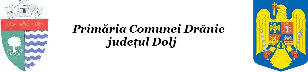 Primăria Comunei Drănic județul Dolj