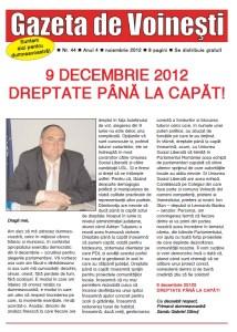 Gazeta de Voinesti nr. 44