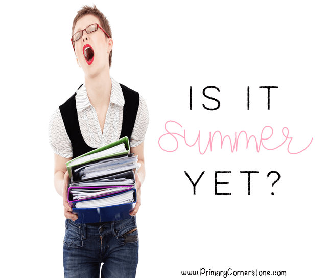 The end of the school year is near and all we want is for Summer to arrive, but could our end of year countdown be hurting our students?