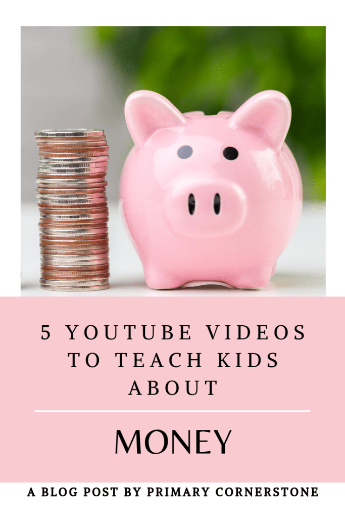 Teaching kids about money does not need to be hard or boring! Watch these YouTube videos to get your primary students engaged and learning!