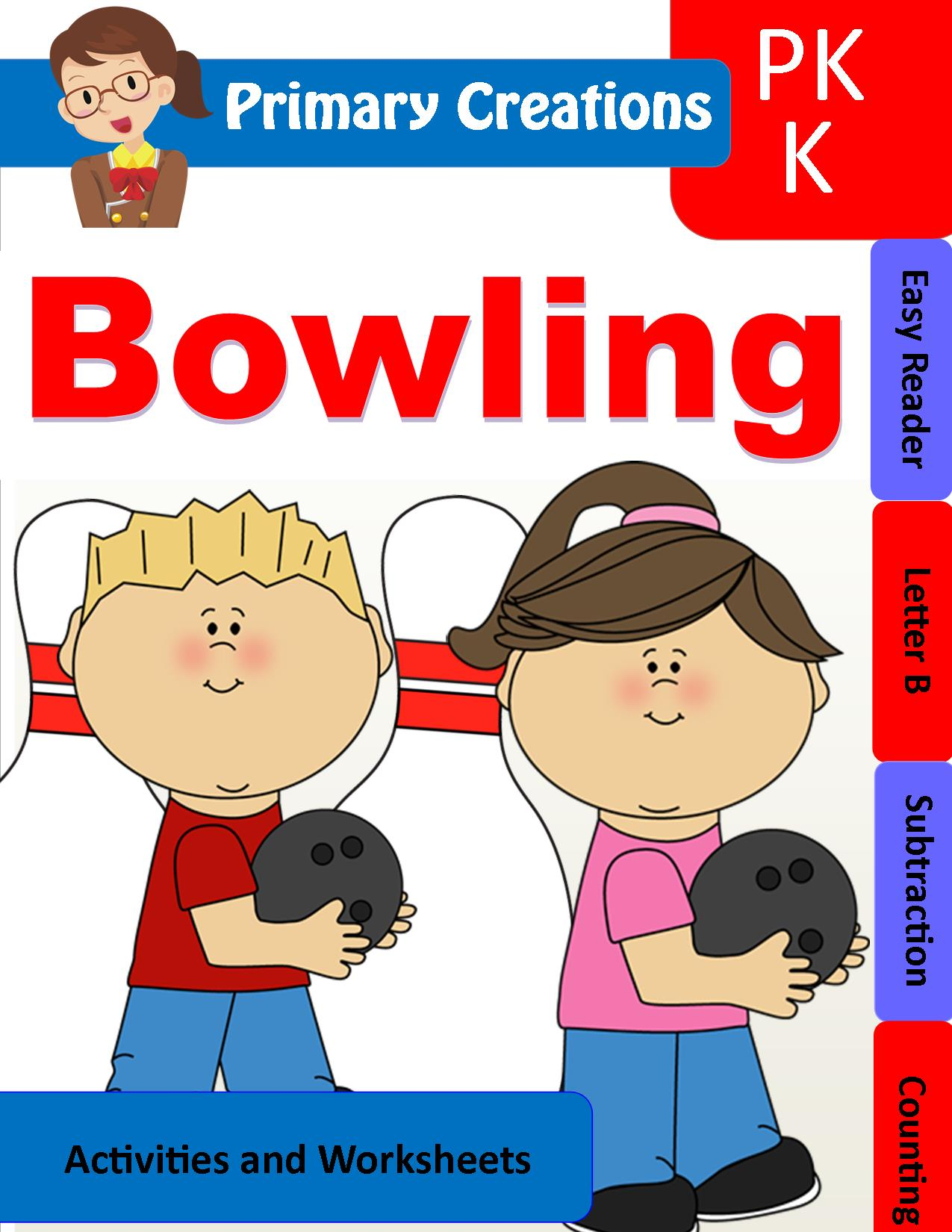 Bowling Preschool Theme