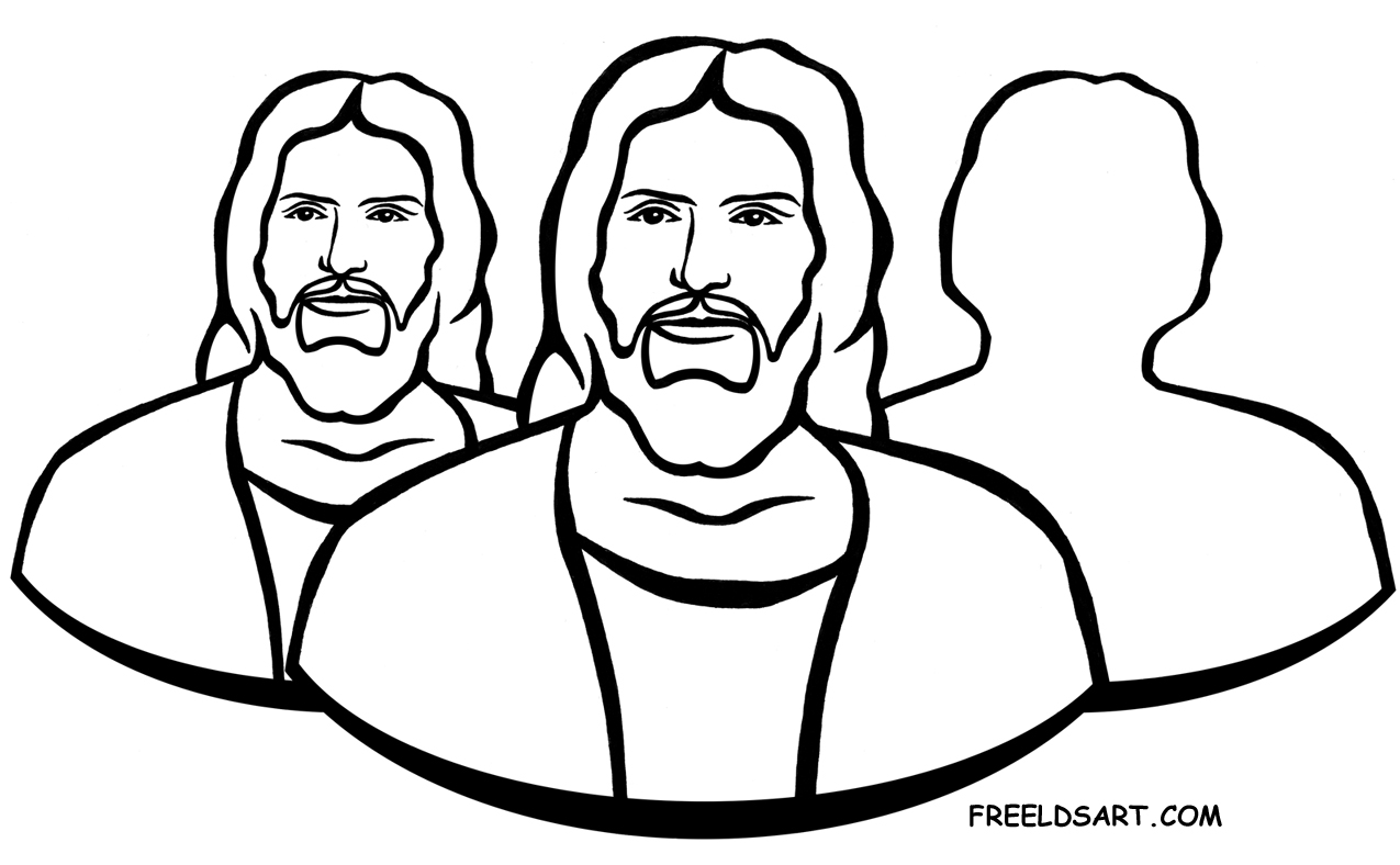 sharing time primary in zion 261818 holy ghost coloring page