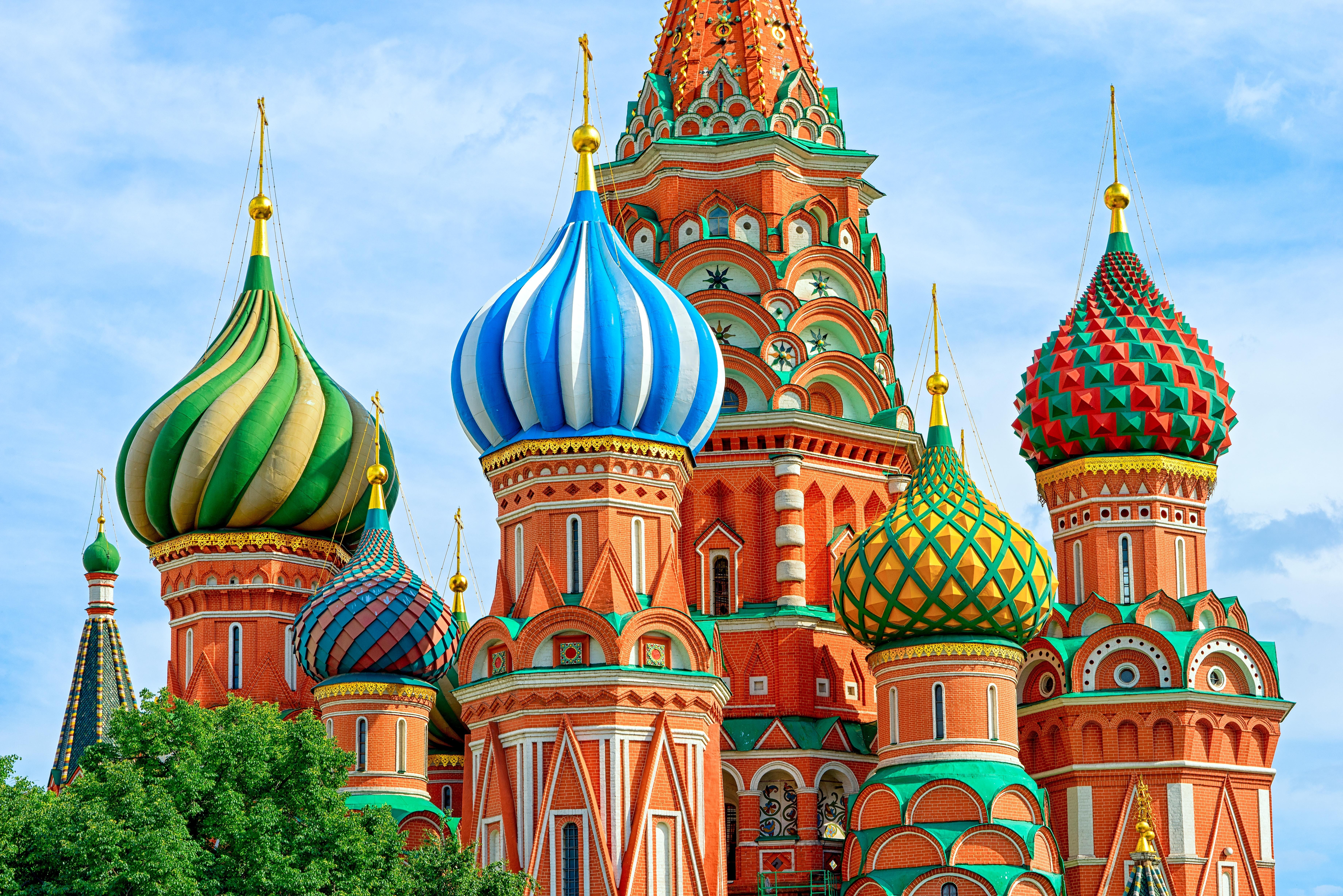 Geography Russia Level 1 Activity For Kids