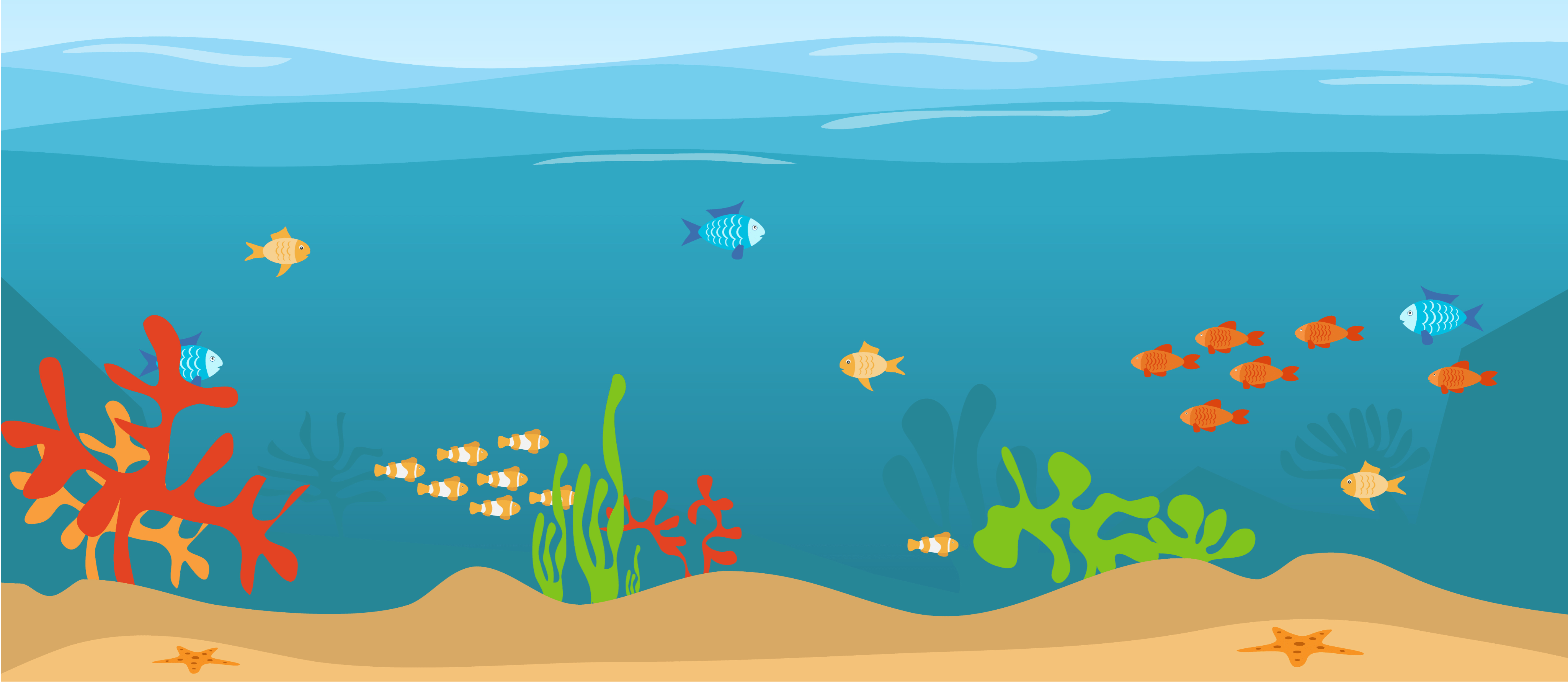 Biology Fish Level 2 Activity For Kids