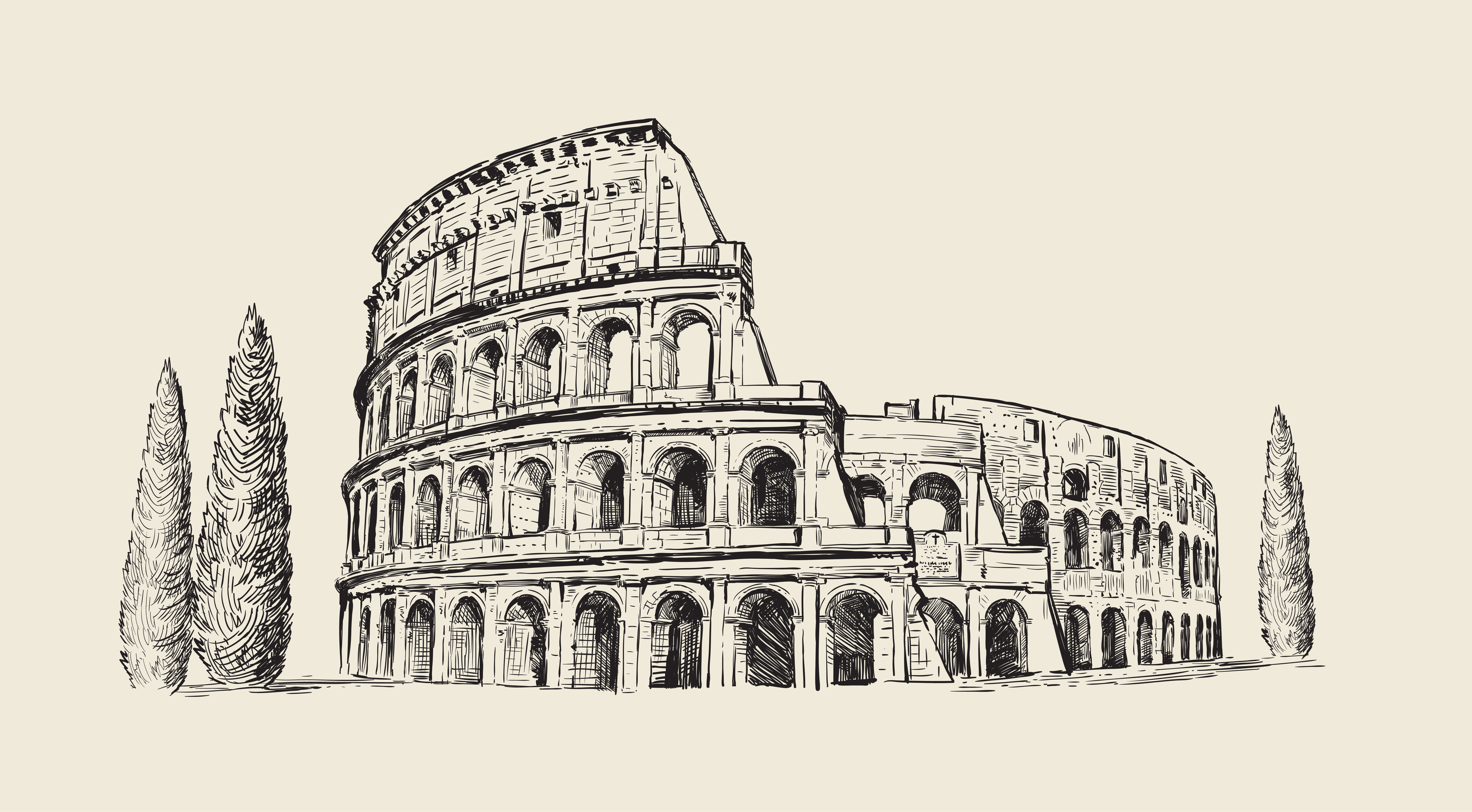 History The Colosseum Level 1 Activity For Kids