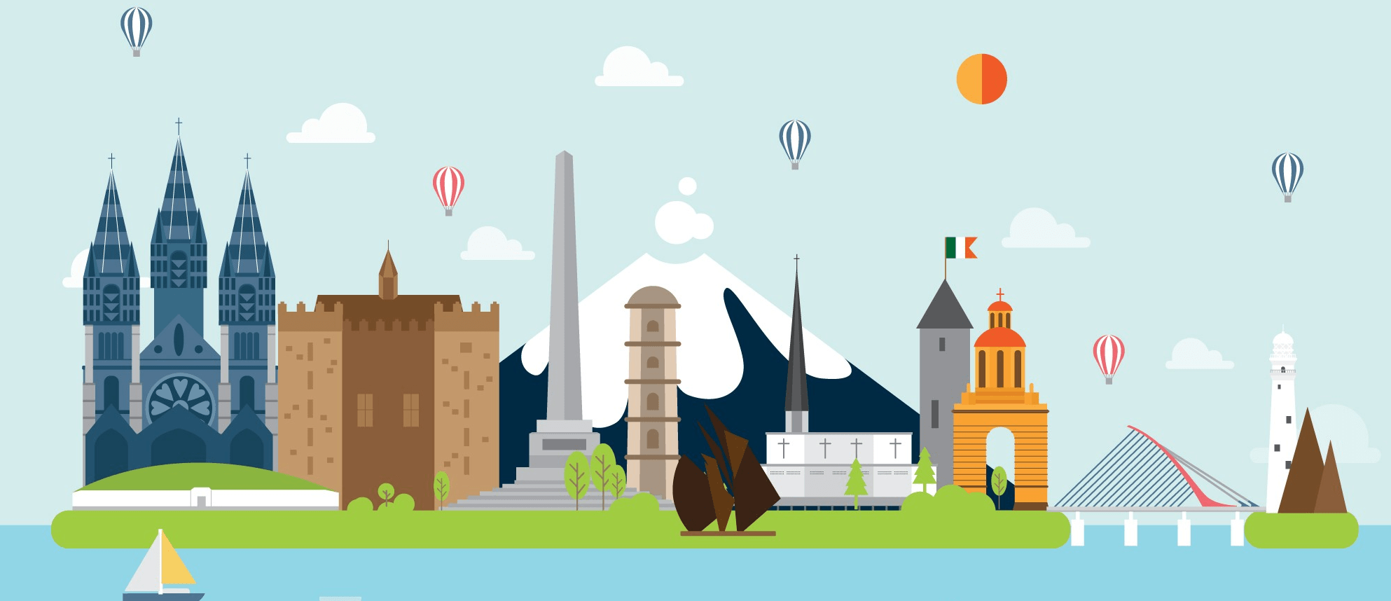 Geography Ireland Level 1 Activity For Kids