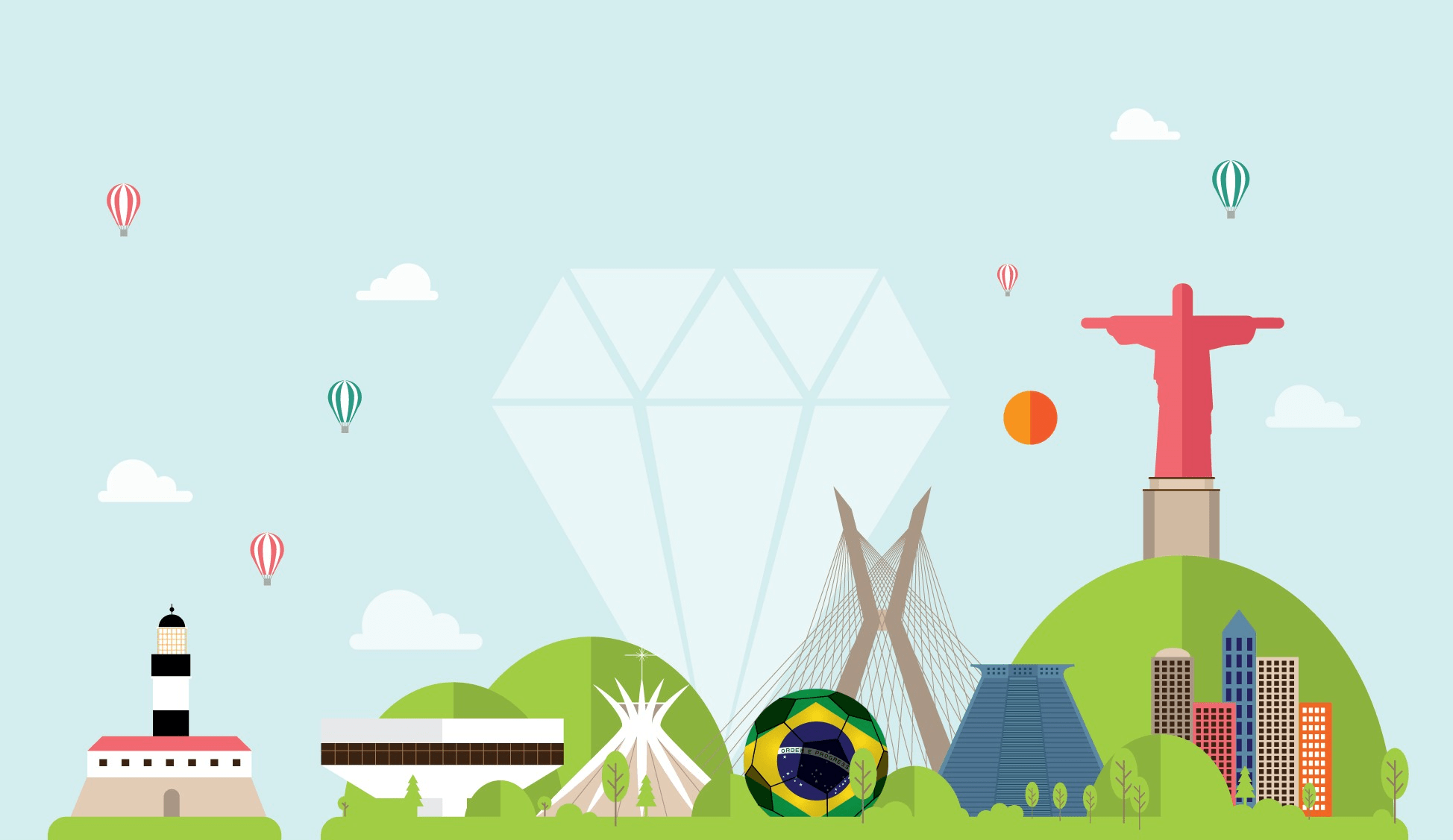 Geography Brazil Level 1 Activity For Kids