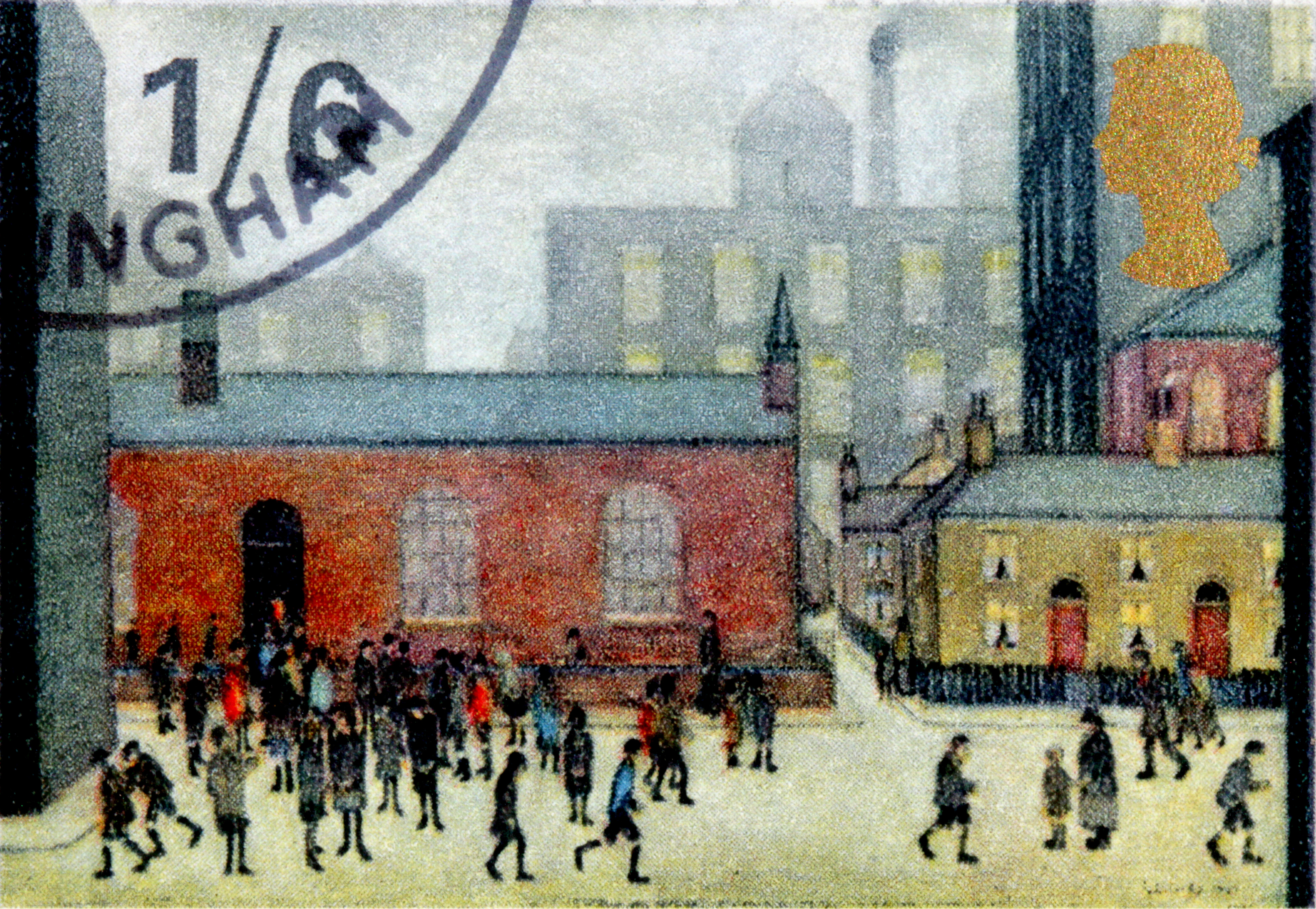 History L S Lowry Level 1 Activity For Kids