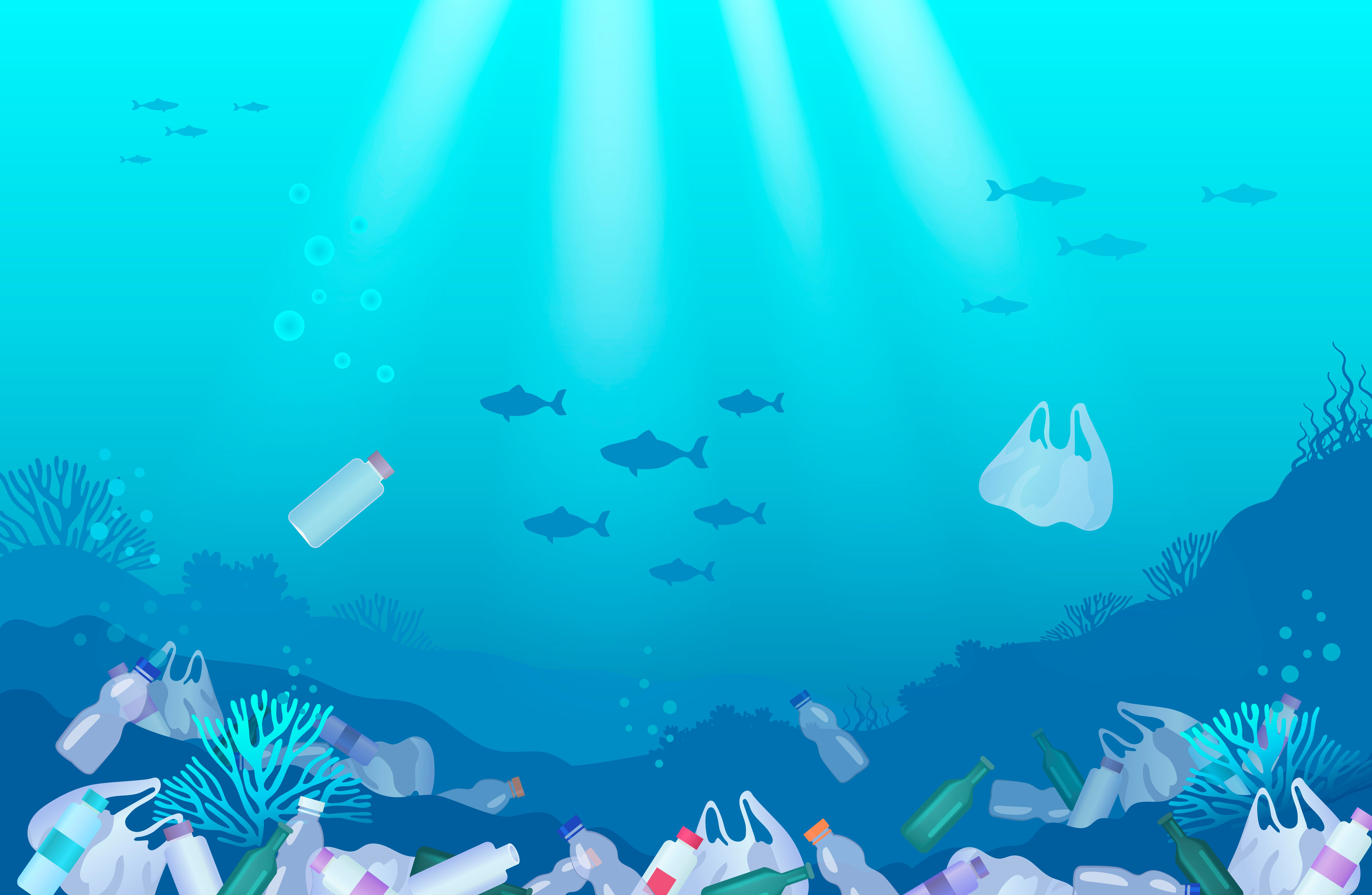 Geography Plastic Pollution Level 1 Activity For Kids