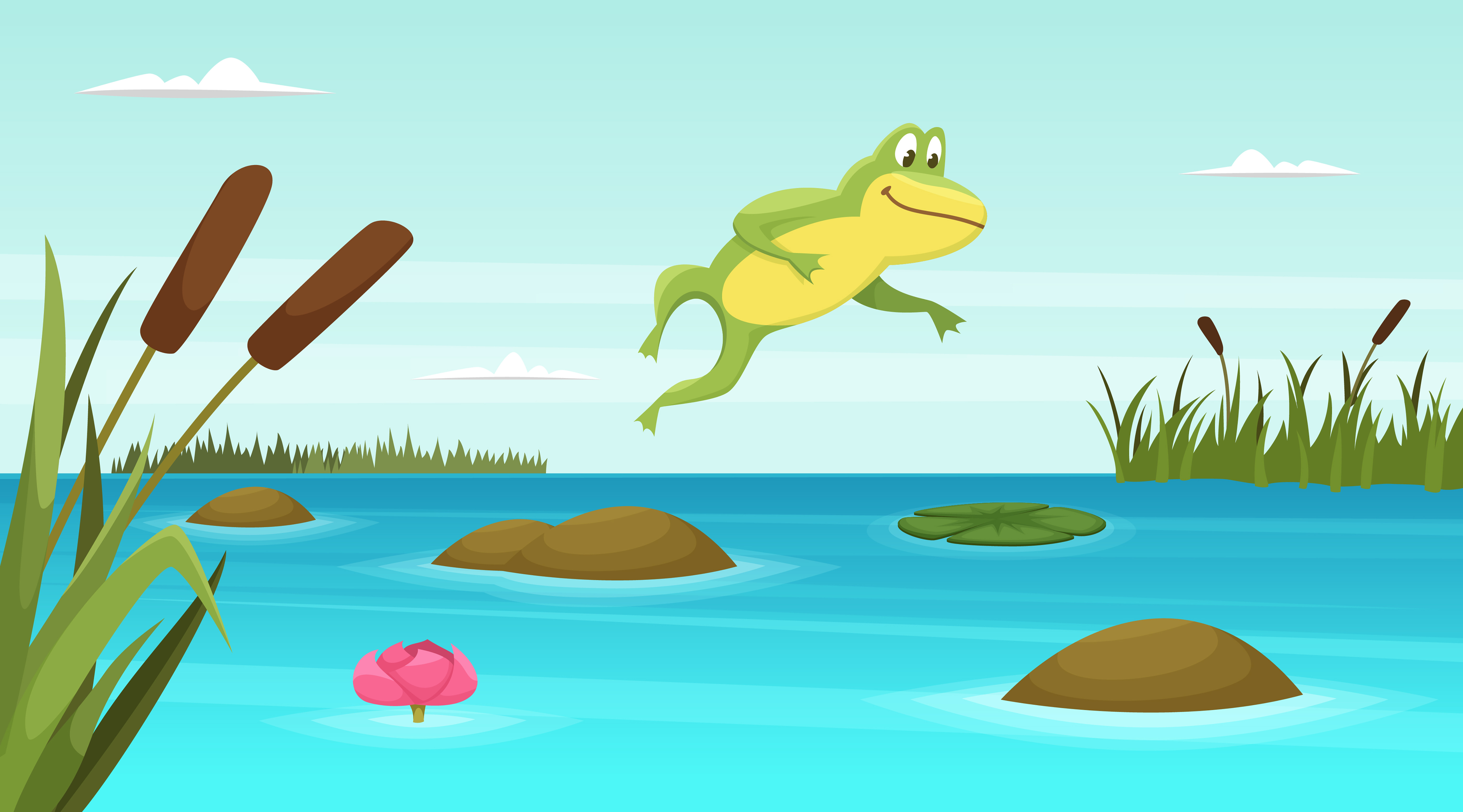 Biology Life Cycle Of A Frog Level 1 Activity For Kids