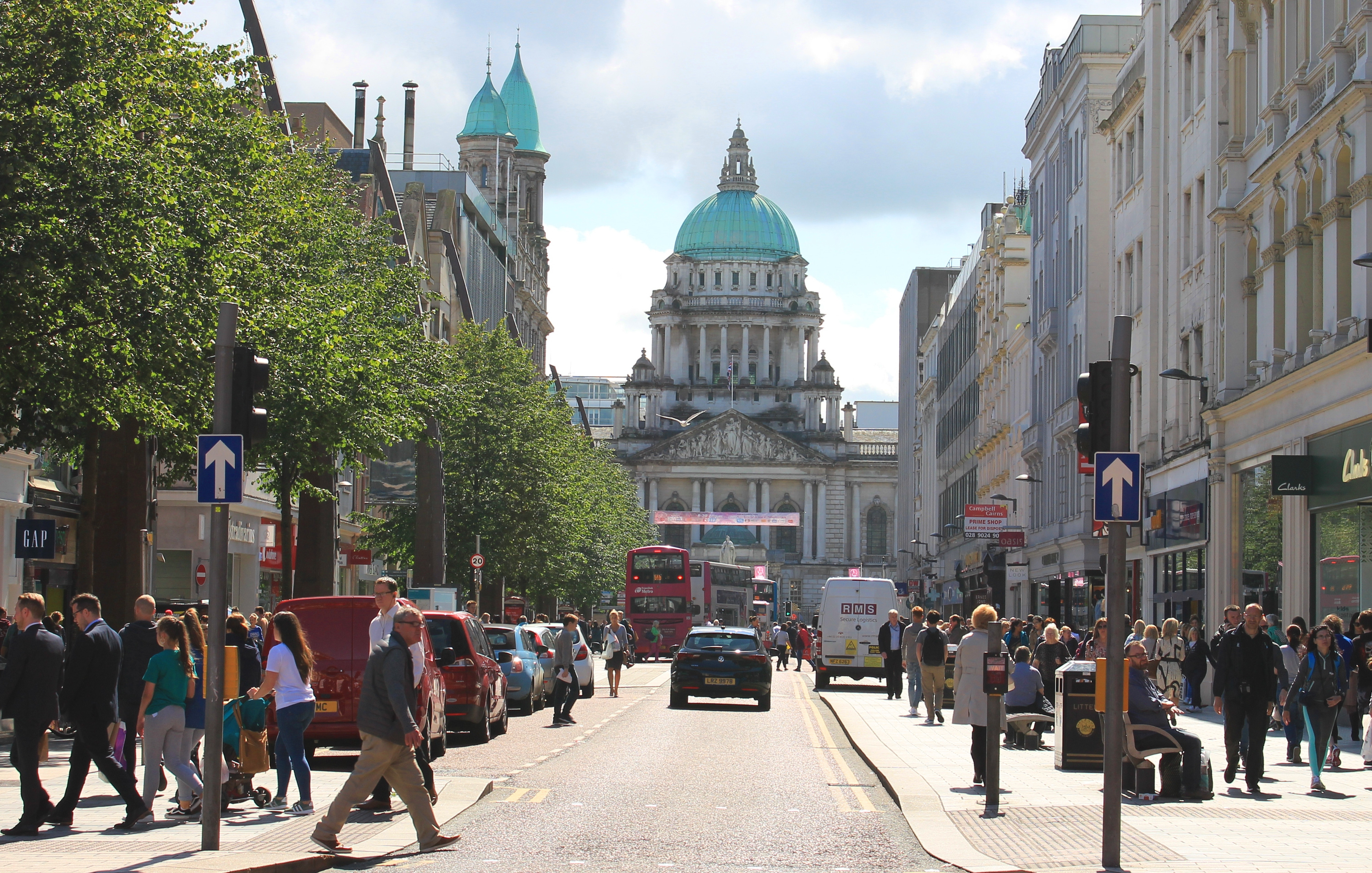 Geography Belfast Level 1 Activity For Kids