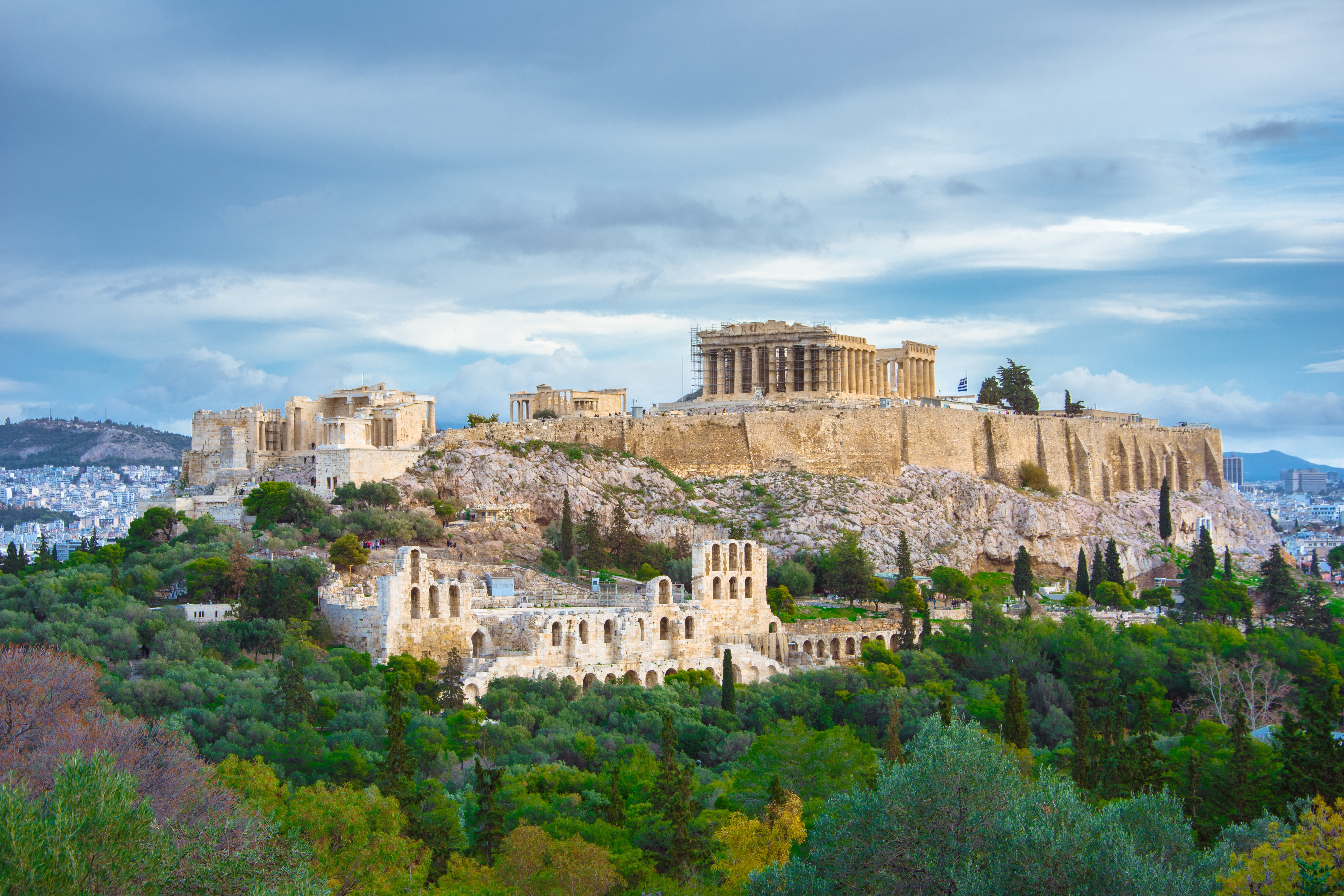 Geography Greece Level 3 Activity For Kids
