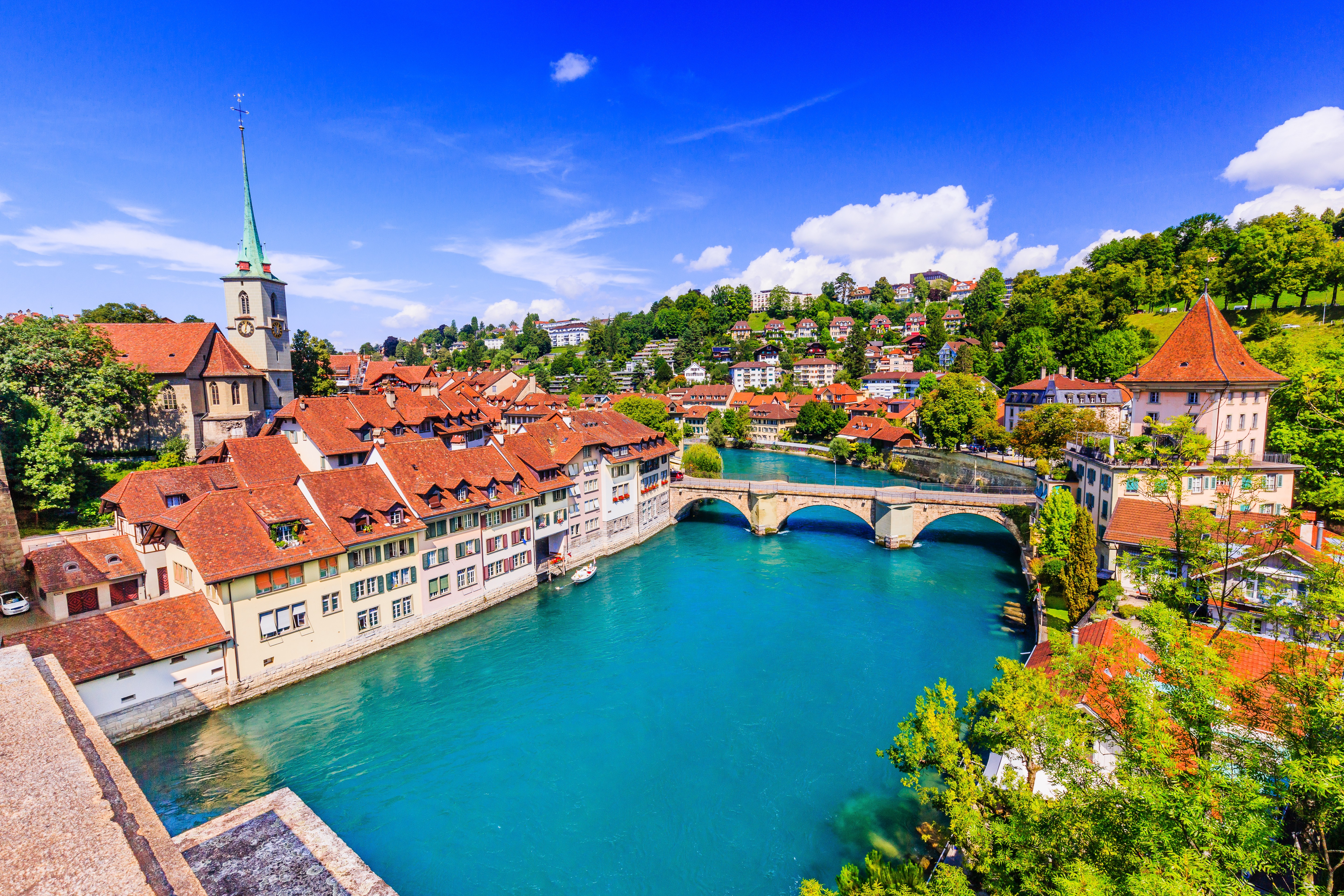 Geography Switzerland Level 1 Activity For Kids